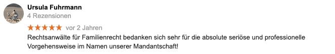 Google Bewertung Privatdetektei Berlin
